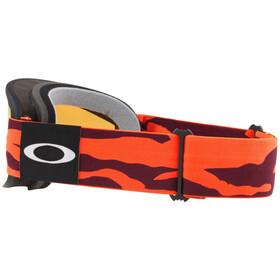 Oakley O Frame 2.0 Pro XL Lumilasit Miehet, orange/fire iridium&persimmon